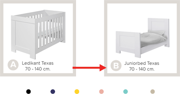 Interbaby juniorbed