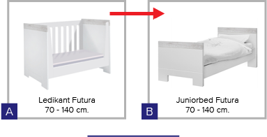 TWF juniorbed