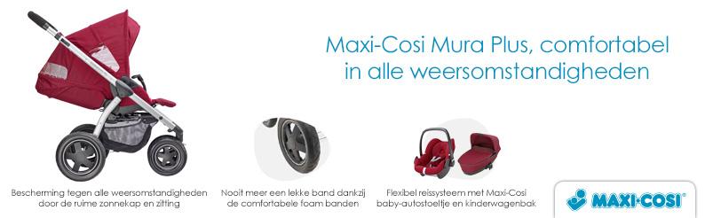 Maxi-Cosi Mura Plus 3