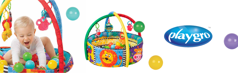 Playgro Speelkleden
