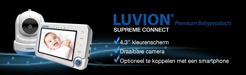 Luvion Supreme Connect Digitale Beeldbabyfoon