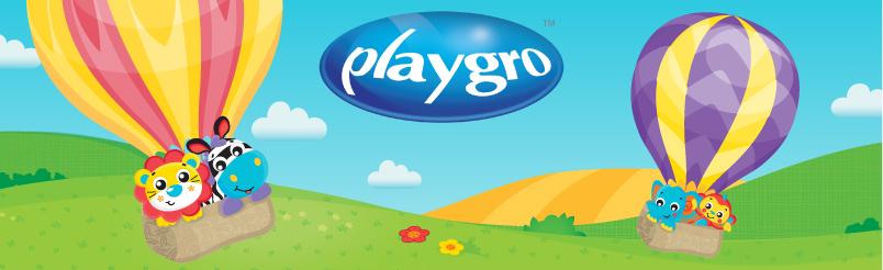 Speelkleed / Babygym  Playgro