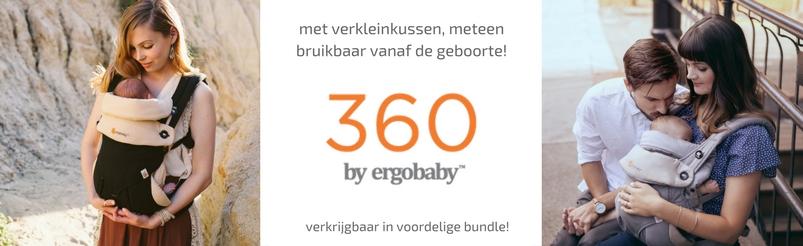 Ergobaby Draagzak Omni 360°