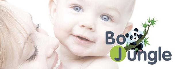 Bo Jungle Baby Wrap Large