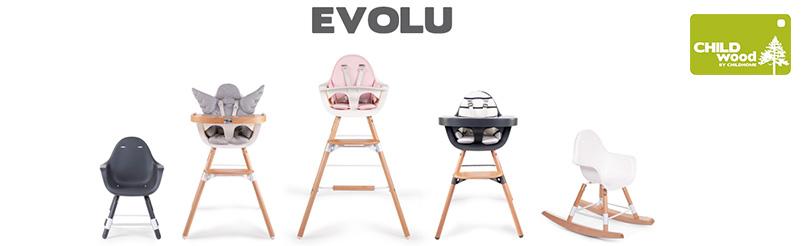 Childhome Stoelverkleiner Evolu 2 Chair
