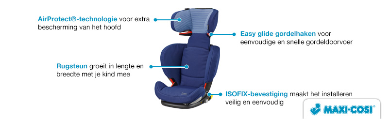 Maxi-Cosi RodiFix Air Protect