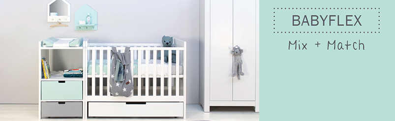Bopita BabyFlex Wandrek Home