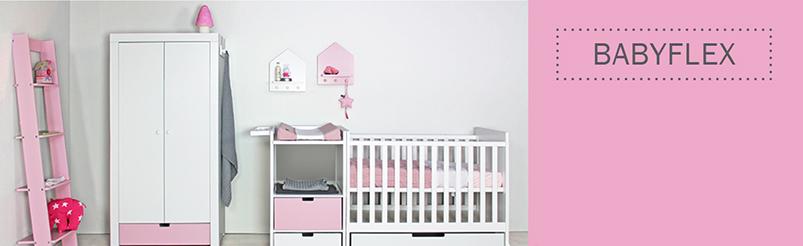 Bopita BabyFlex Wandrek Ladder