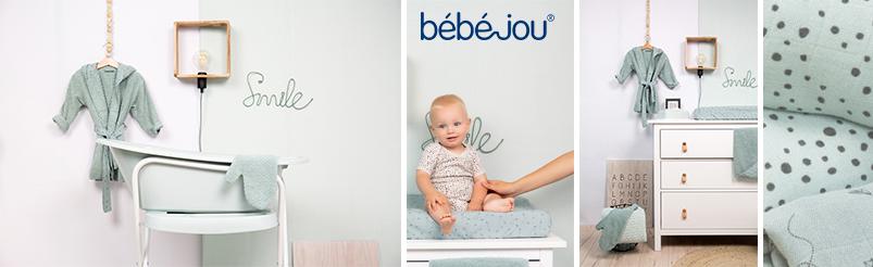 Bébé-Jou Aankleedkussenhoezen