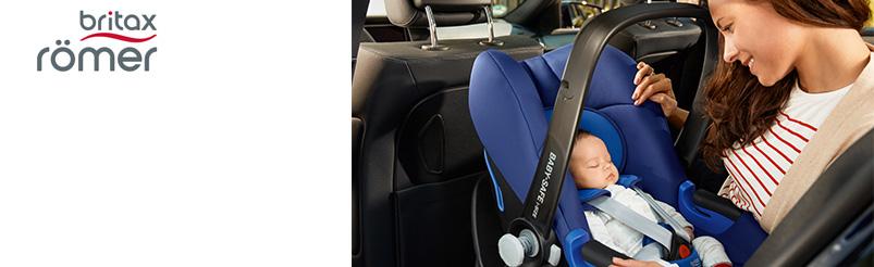 Römer Baby-Safe2 i-Size Marble Set (Autostoel