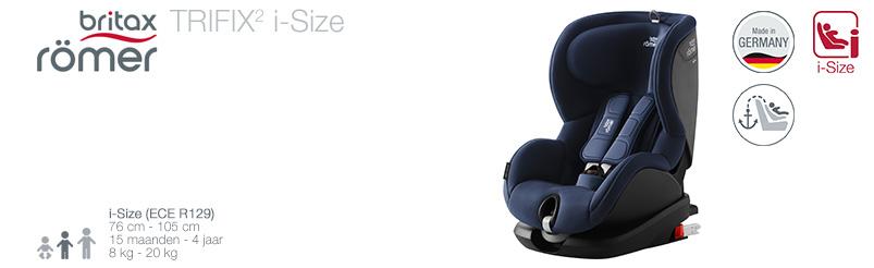 Römer Trifix2 i-Size Trendline Black Serie