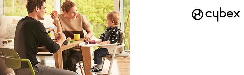 Cybex Lemo Highchair Wood