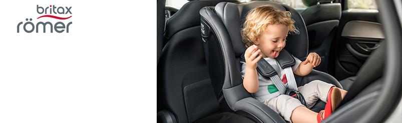 Römer Premium Dualfix M i-Size Trendline Black Serie
