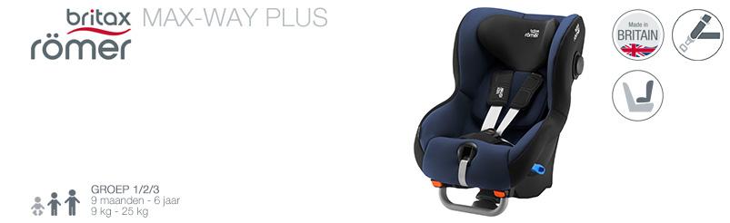 Römer Premium Max Way Plus Trendline