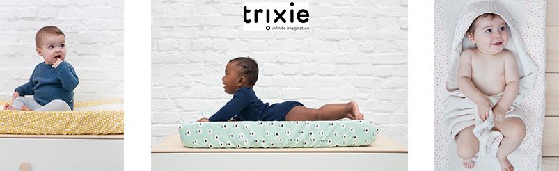 Trixie Aankleedkussenhoezen
