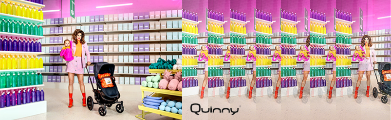 Quinny Vancouver