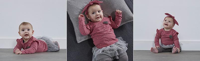 Babylook T-Shirt Flower