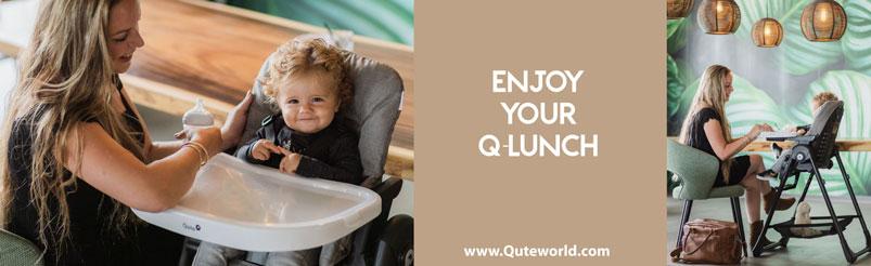 Qute Q-lunch