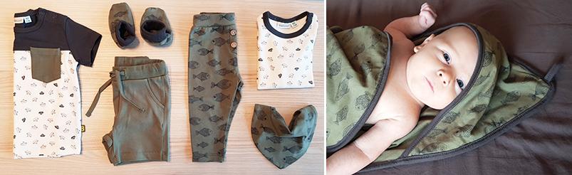 Babylook T-Shirt  Fish