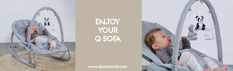 Qute Q-Sofa
