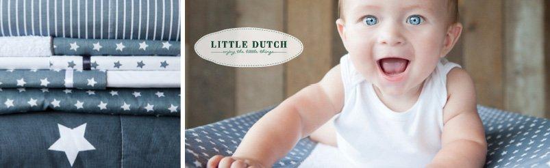 Little Dutch Wiegdeken  70 x 100 cm