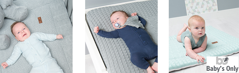 Boxkleed Baby's Only  75 x 95 cm