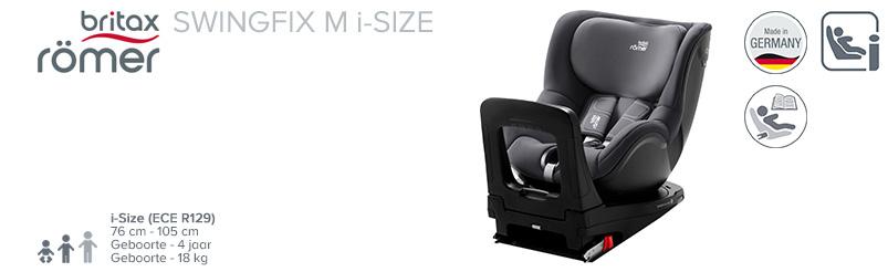 Römer Premium Swingfix M i-Size