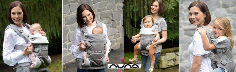 Nuna Baby Carrier Cudl