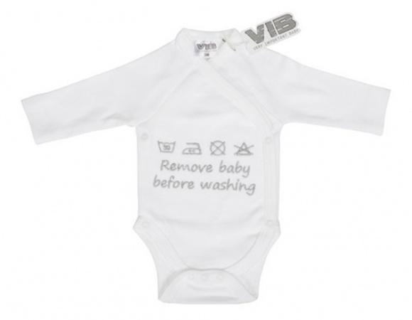 VIB Romper Remove Baby