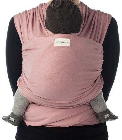 Babylonia Tricot-Slen Organic <br>Soft Pink