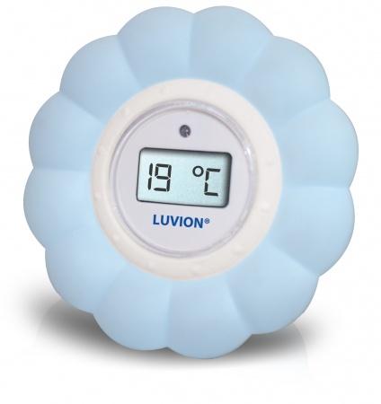 Luvion Thermometer Bad Blauw