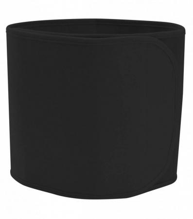 Carriwell Sluitband Belly Binder Biokatoen Zwart