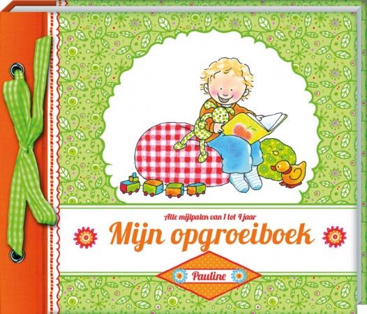 Pauline Oud<br> Mijn Opgroeiboek