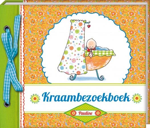 Pauline Oud<br> Kraambezoekboek