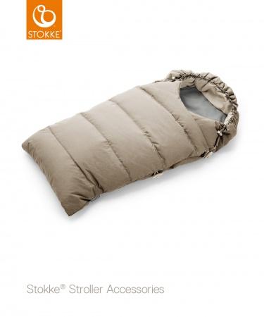 Stokke® Sleeping Bag Down Bronze Brown