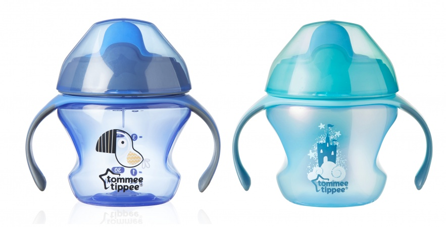 Tommee Tippee First Trainer Cup Boy Ass. 200ml