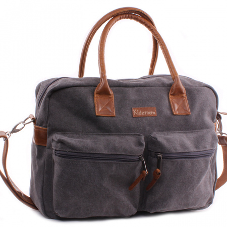 Kidzroom Diaperbag Vision Of Love <br> Femke Grey