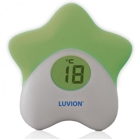 Luvion Thermometer Nachtlamp Glowstar