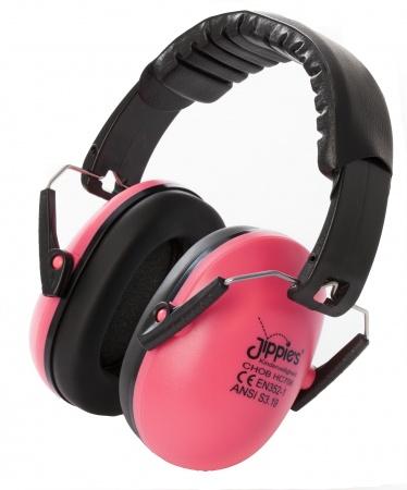 Jippie's Gehoorbeschermer Roze 1+
