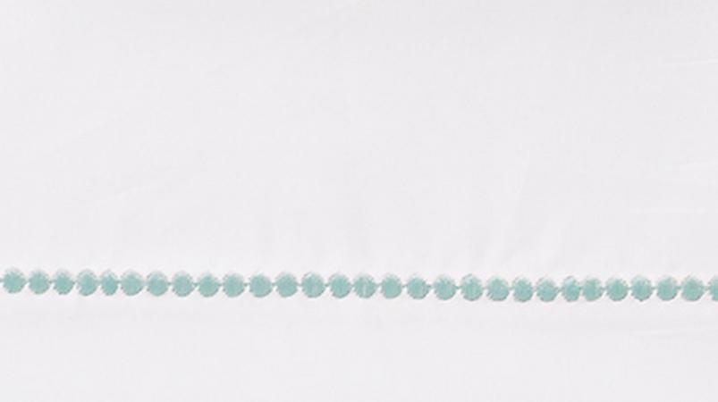 Cottonbaby Wieglaken Bolletjes Oudgroen<br/ > 75 x 90 cm