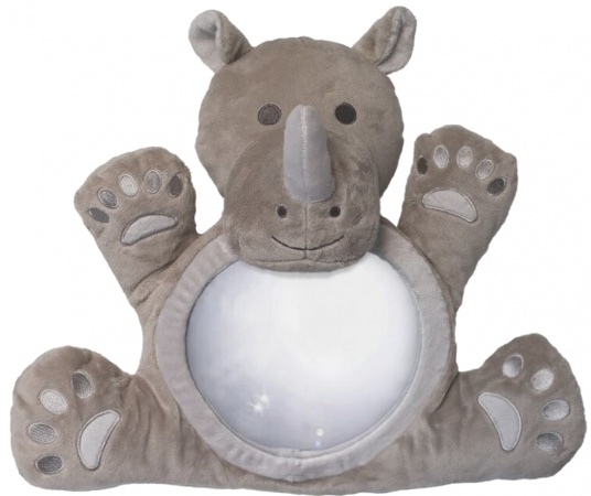 Little Luca Baby Car Mirror Rhino