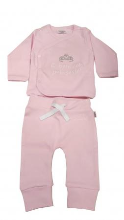 VIB Pyjama Prinsesje Roze