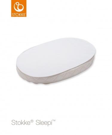 Stokke® Beschermend Hoeslaken Sleepi Mini Wit