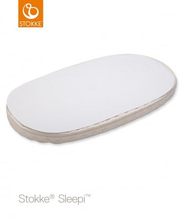 Stokke® Beschermend Hoeslaken Sleepi  Wit