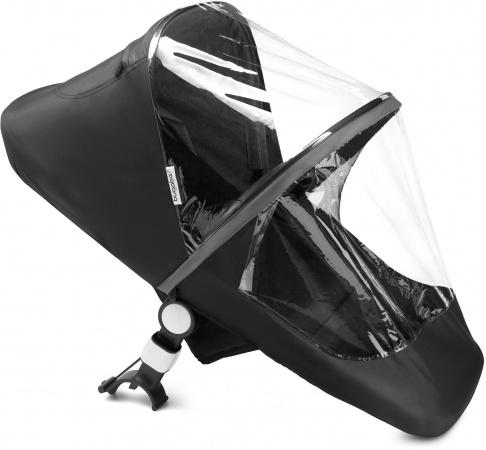 Bugaboo High Performance Regenscherm Zwart