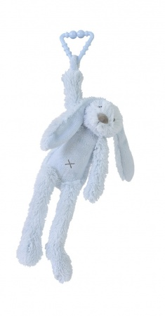 Happy Horse Rabbit Richie Hanger Blue 27 cm