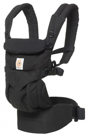 Ergobaby 360° Carrier Omni Pure Black