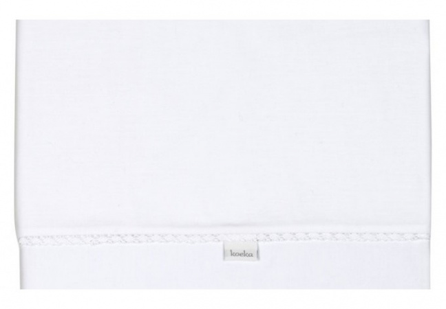 Koeka Ledikantlaken Sweet Lace<br> White
