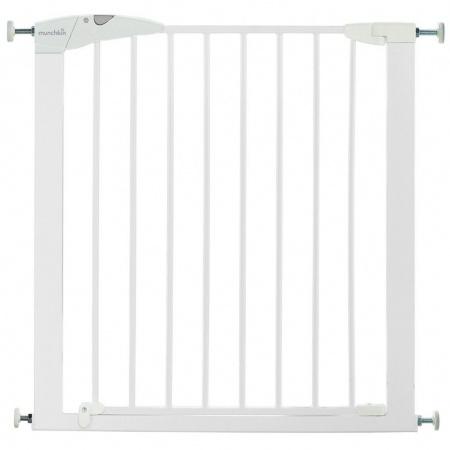 Munchkin Maxi Secure Gate Wit (75 cm - 82 cm)