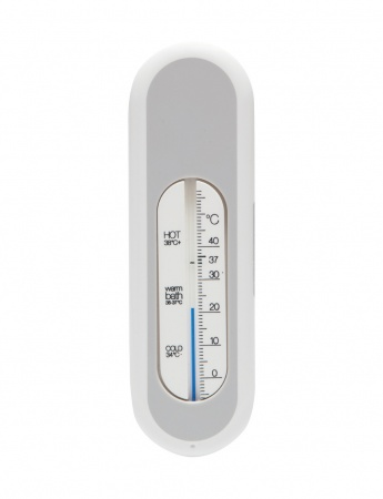Bébé-Jou Thermometer Bad Uni Grey